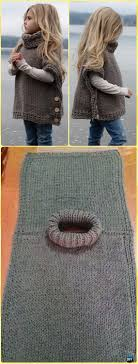 Free Knitted Poncho Patterns Cool Decorating Design