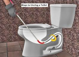 how to fix a clogged toilet and bathtub ideas