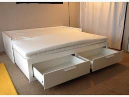 ikea brimnes bed. Ikea Brimnes Daybed Day Bed W Two Mattresses Pillow Top Victoria City 9