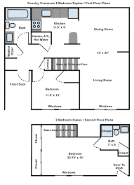 master bedroom floor plans. the 2-bedroom ranch apartments (all on one floor) have a master bedroom suite with bath, large walk-in closet and private deck. floor plans