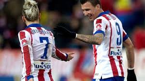 Atletico madrid boss diego simeone admits mario mandzukic's inability to hit the same goalscoring heights as he did at bayern munich is the reason behind him leaving. Antoine Griezmann And Mario Mandzukic Out To Power Flying Atletico Madrid Over Leverkusen The National