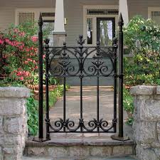 Small Picture Terrace Garden Gate Heritage Cast Iron USA