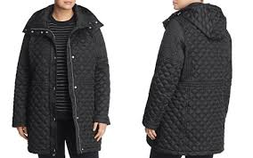 Plus Size Coats, Jackets and Blazers - Bloomingdale's & Marc New York Plus Calypso Quilted Coat - Bloomingdale's_2 Adamdwight.com