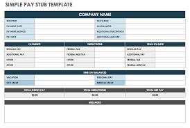 Online Pay Stub Generator 15 Paystub Generator With Logo Resume Statement