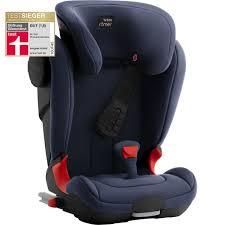 Britax Römer Child Car Seat Kidfix II XP SICT – Black Series Moonlight Blue  2018