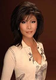 julie chen very good and beautiful news lady