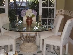 pedestal for gl top dining table revolutionhr