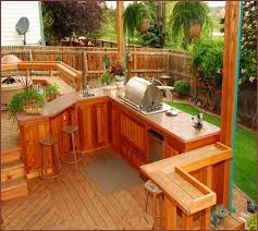 stunning outdoor kitchen ideas on a budget awesome great build an outdoor kitchen on a deck home design