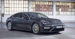 Porsche panamera 2020 car magazine. 2021 Porsche Panamera Turbo S E Hybrid First Look