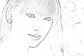 limited taylor swift coloring pages printable capricus me