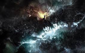 epic dark fantasy wallpaper widescreen extra wallpaper 1080p