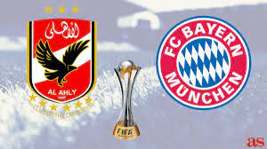 Al Ahly vs Bayern Munich: FIFA Club World Cup: how and where to watch-  times, TV, online - AS.com