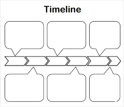 Timeline Template Timeline Template For Kids 6 Download Free Documents In Pdf