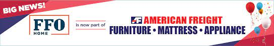 Some of the synchrony home participating retailers. Ffo Home Is Now Part Of American Freight Appliance Furniture And Mattress