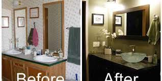 500 budget mobile home bathroom