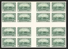 Image result for Canada 1935 silver jubilee plate proofs