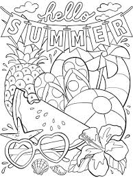 Tons of free drawings to color in our collection of printable coloring pages! Nature Coloring Pages Free Printable Coloring Pages At Coloringonly Com