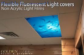 office ceiling light covers. Image Is Loading Flexible-Fluorescent-Light-Cover-Films-Skylight-Ceiling- Office- Office Ceiling Light Covers L