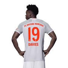 Fc bayern 20/21 away jersey. Fc Bayern Shirt Away 20 21 Official Fc Bayern Munich Store