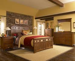 mission bedroom by broyhill furniture