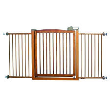 extra wide pressure mounted gate pet gates one touch ii o24