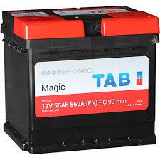 """<b>Аккумулятор легковой</b> """"<b>TAB</b>"""" Magic MF (55 Ач о/п) — купить в ..."""