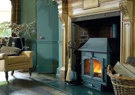 how to reopen a fireplace fireplace with wood burning stove in period home