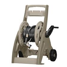 garden hose reel cart. Hose Reel Mobile Cart-CPLJNF17524 - The Home Depot Garden Cart E