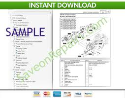 yamaha breeze 125 atv repair service manual instant