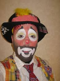 hobo clown makeup boxcar boots the hobo clown