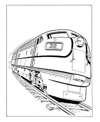 Small Picture Metro Train Coloring Pages Coloring Pages