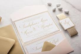 Sarahphina Suite Glitter Wedding Invitation All That Glitters