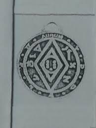 магический пентакль соломона богатство амулет талисманэзотерика