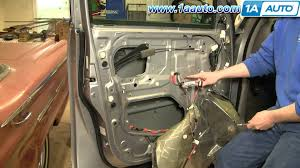 how to install replace power window motor toyota sequoia 01 04 how to install replace power window motor toyota sequoia 01 04 1aauto com