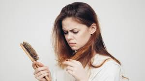 aging is not the only cause there can be several reasons for hair loss