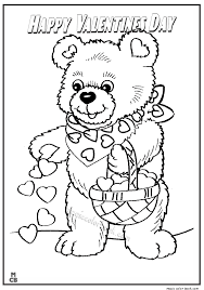 Small Picture Happy Valentines Day Coloring Pages 10