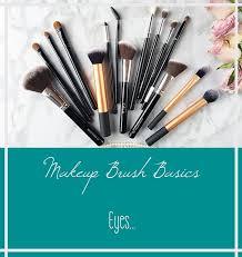 makeup brush basics