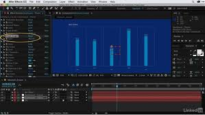Animated Charts After Effects Creating Animated Charts Graphs With Aescripts Infocharts