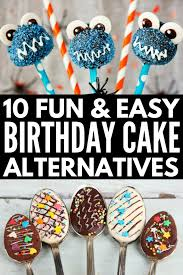 I found over 70 alternatives to birthday cake from some of my fave food bloggers that i know you're going to love. 10 Awesome And Easy Birthday Cake Alternatives For Kids Healthy Birthday Cakes Birthday Cake Alternatives Boy Birthday Cake