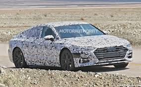 new 2018 audi a6. fine 2018 2018 audi a7 spy shot in new audi a6