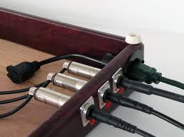 chrome solderless 1 4 jack the pedalboard the pedalboard