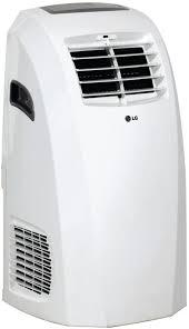 air conditioning portable. lg lp1015wnr - 10,000 btu portable air conditioner angle view conditioning