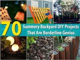 Diy Yard Projects 70 Summery Backyard Diy Projects That Are Borderline Genius Diy