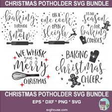 513 results for christmas potholders. Christmas Pot Holder Svg Bundle Files For Cricut And Silhouette