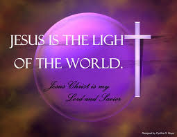 Jesus Is The Light Iyer Up The Ladder Jesus Light Of The World Verse Pictures