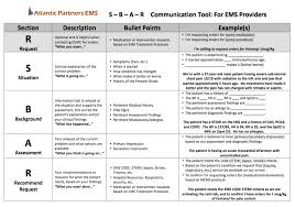 Chart Method Ems Template 46 Proper Chart Ems Report