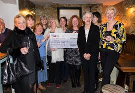 Plucky fundraisers from Kemerton WI celebrate success of naked.