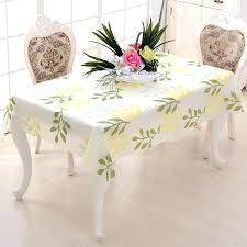 side tables table cloth kitchen dining room cover past bedside top skirt cloths round