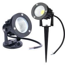 12v garden lights bunnings outdoor led lawn waterproof cob lamp