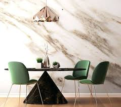 white marble round dining table a dark wood round table top on a white marble base white marble round dining table